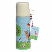 Thermosfles Woodland + Beker - 350 ml