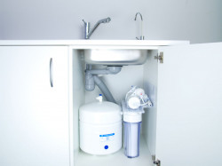 Waterzuiveringssysteem 'Essential & Pump' (PurePro)