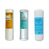 PurePro AquaRosa Essential Vervangingsfilter Pakket - 1 Micron Sedimentfilter - Carbon Block Filter - Granular Activated Carbon Filter T33 (2 pack)