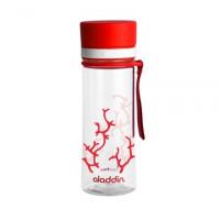 Waterfles Aladdin 0,35L (rood)