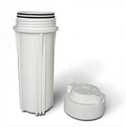 PurePro 10″ Filter Housing (White) incl bovenstuk