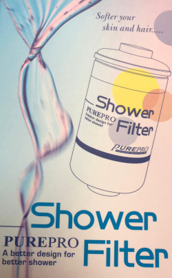 PurePro Shower Filter KDF 55