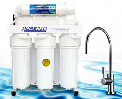 Waterzuiveringssysteem 'Premium Flow - Home Edition'